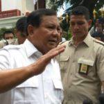 Partai PDI Masih Belum Yakin Prabowo Untuk Maju Pilpres