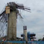 Polisi Masih Lakukan Penyelidikan Ambruknya Proyek Infrastruktur
