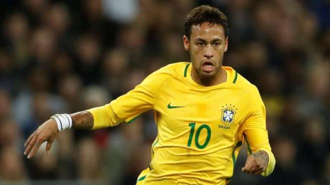 Brasil Makin Kuat Setelah Dibantai Jerman di Piala Dunia Lalu