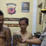 Dua Pemuda Merusak Pos Polisi Lantaran Kesal Ditilang
