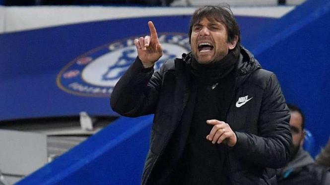 Lini Depan Chelsea Masih Jadi Sorotan Antonio Conte