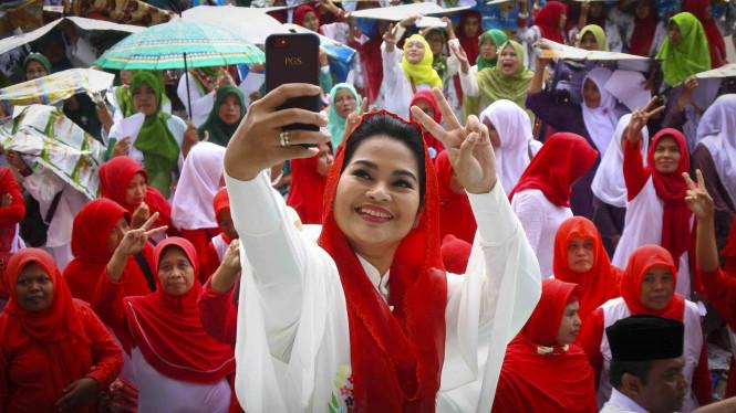 Puti Guntur Berharap Anak Muda di Jawa Timur Menjadi Contoh