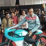 Daya Beli Sepeda Motor Masyarakat Indonesia Meningkat Karena Jokowi