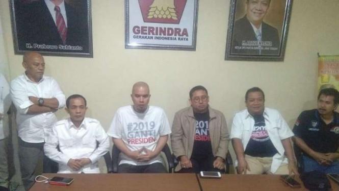 Fadli Zon Mempermasalahkan Anggota Brimob di Kantor Gerindra