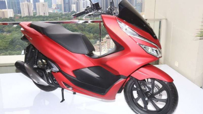 Inilah Alasannya Honda PCX Lebih Hemat Energi