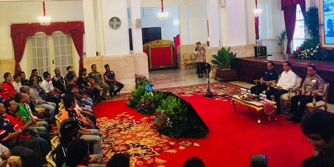 Jokowi Kaget Masih Banyaknya Pungli