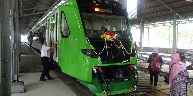 KA Solo Express Sudah Beroperasi