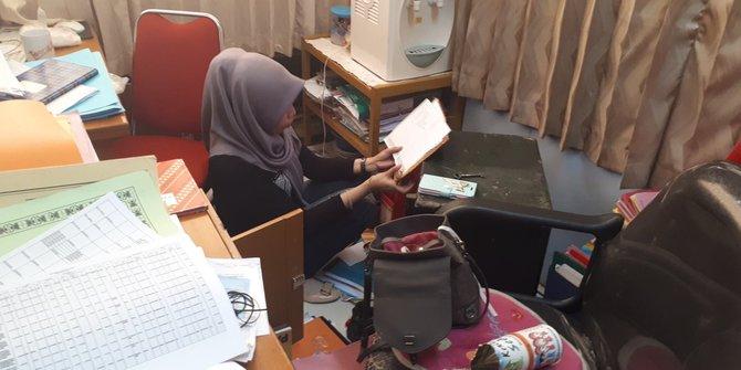 Kantor Dinas Sosial Di Samarinda Kebobolan Maling