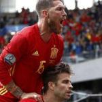 Komitmen Gerard Pique Dapat Acungan Jempol Dari Pelatih Spanyol