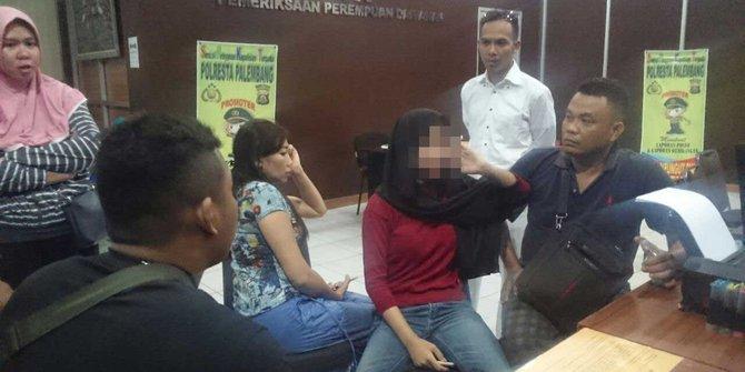 Mahasiswi Dirampok Dan Hampir Diperkosa Oleh Driver Grab