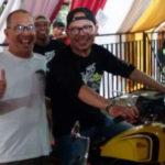 Menteri Menaker Ikut Membangun Motor Custom Seperti Jokowi