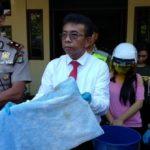 Pembantu Rumah Tangga Tega Buang Anaknya Di Tong Sampah