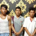 Polisi Tangkap Pengguna Narkoba Saat Pesta Sabu