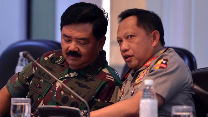 Sodik Mudjahid Menilai Kekuatan Aparat Negara Sudah Teruji