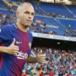 Ternyata Real Madrid Sempat Ingin Membajak Iniesta Dari Barcelona