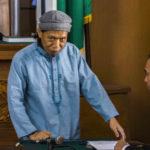 Aman Abdurrahman Pasrah dengan Hukuman Untuknya