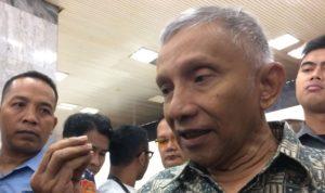 Amien Rais Tantang Jokowi Duel Pilpres Periode Selanjutnya