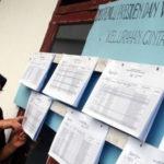 Jumlah Pemilih Sementara Pemilu Tahun 2019