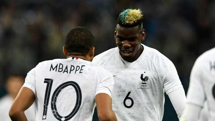 Mbappe dan Pogba Dapat Dukungan Penuh Dari Zlatan Ibrahimovic