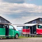 Mobil Unik Ini Permudah Pengguna yang Ingin Camping