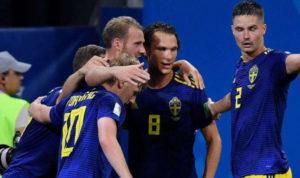 Pelatih Swedia Pilih Salahkan Wasit Usai Dikalahkan Jerman