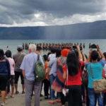 Puluhan Korban Tenggelamnya Kapal Sinar Bangun Belum Ditemukan