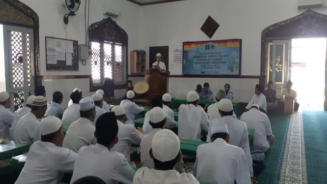 Remisi Tidak Diberikan Kepada Empat Napi Teroris di Semarang