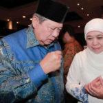 SBY Memuji Khofifah Yang Tidak Banyak Mengumbar Janji