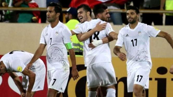 Timnas Iran Kesulitan Cari Sepatu Jelang Piala Dunia