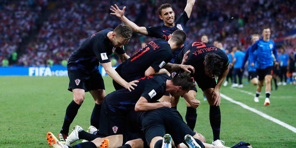 Janji Ivan Rakitic Jika Kroasia Berhasil Juarai Piala Dunia 2018