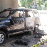 Mobil Milik Panwaslu Rote Ndao Dibakar Orang Tak Dikenal