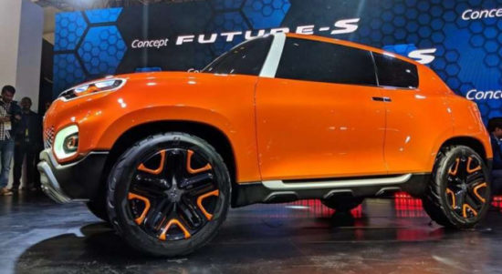 Suzuki Siapkan Mobil SUV Terbarunya