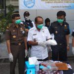 BNNP DIY Musnahkan 1 Kg Sabu Dari Thailand