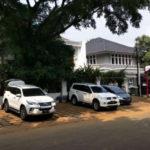 Depan Rumah Prabowo Bakal Menjadi Titik Keramaian