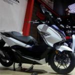 Honda Berikan Fitur Canggih di Skutik Forza