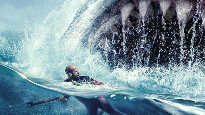 Intel Berperan Besar dalam Keganasan Hiu di Film The Meg