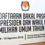 KPU Bakal Menerima Hasil Kesehatan Jokowi serta Prabowo