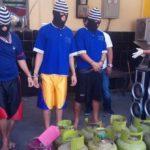 Komplotan Pembobol Minimarket Di Tegal Berhasil Ditangkap