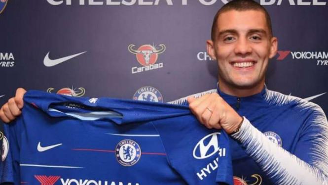 Mateo Kovacic Mengaku Sangat Bahagia Bergabung Dengan Chelsea