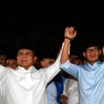 Partai Demokrat Dengan Resmi Dukung Prabowo dan Sandiaga