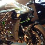 Pembeli Dapat Memesan Kawasaki Ninja H2 di GIIAS