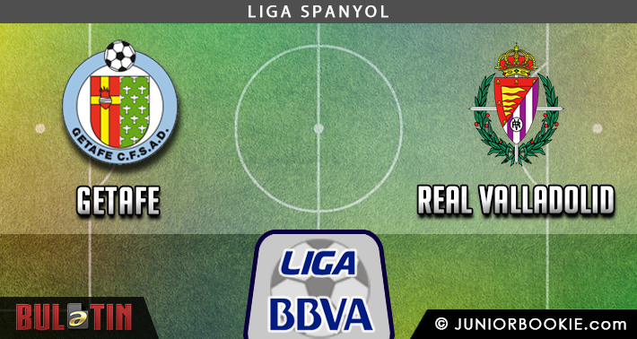 Prediksi Getafe vs Real Valladolid