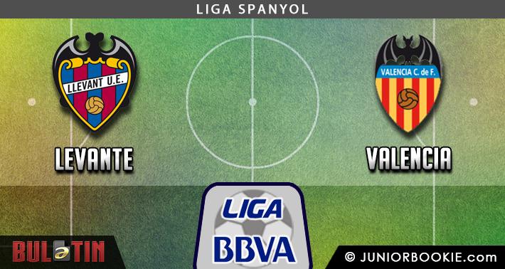 Prediksi Levante vs Valencia