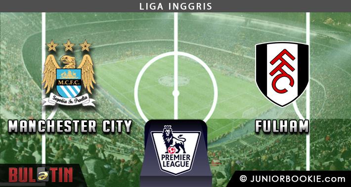 Prediksi Manchester City vs Fulham