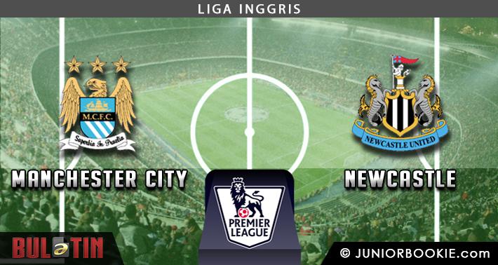 Prediksi Manchester City vs Newscastle