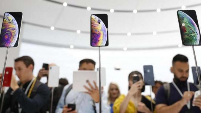 Apple Sebut Hasil Selfie iPhone XS Tak Ada Tandingannya