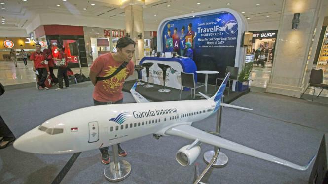 Bos Anyar Garuda Akan Memperbanyak Rute Penerbangan Domestik