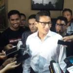 Gerindra Tidak Terima Sandiaga Dituduh Mencuri Start Kampanye