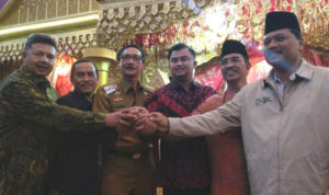 Kepala Daerah Diyakini Bakal Membuat Warganya Ikut Mendukung Jokowi