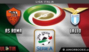 Prediksi AS Roma vs Lazio